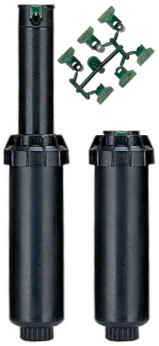 SRM rotoros szórófej 8 m