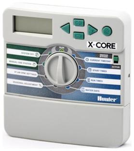 X-CORE 6 zónás Hunter vezérlő, beltéri