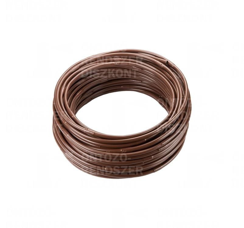 Mikro-csepegtetőcső 6 mm | 15 cm | 2 l/h | 30 m