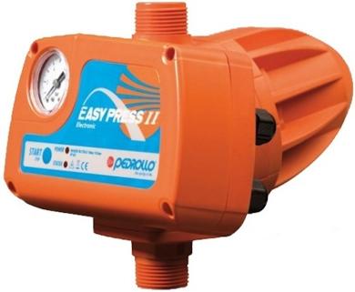EASYPRESS-II áramláskapcsoló órával