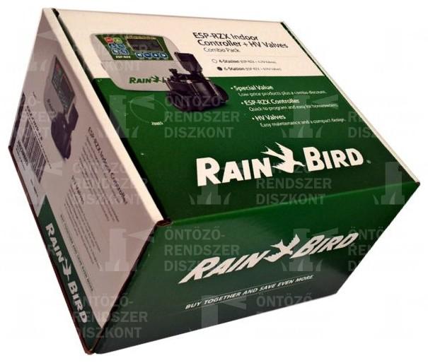ESP-RZX 6+6 db HV-100 szelep csomagban, Rain Bird