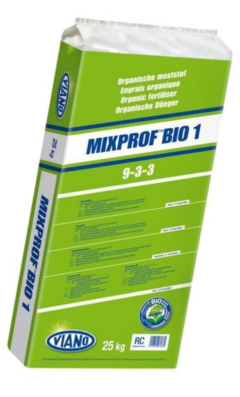 Viano MIXPROF BIO TAVASZI indító gyeptáp 9-3-3, 25