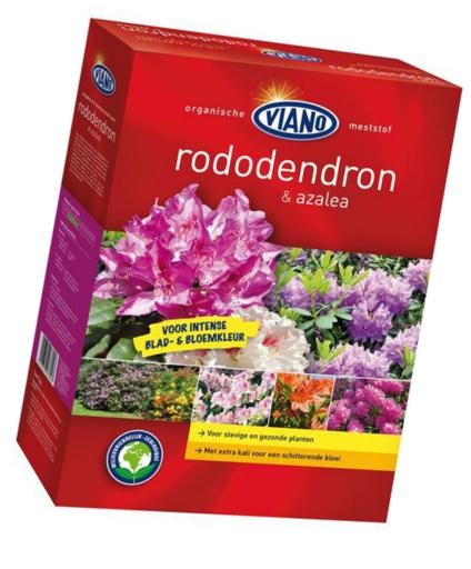Viano szerves RHODODENDRON és AZÁLEA táp, 1,75 kg